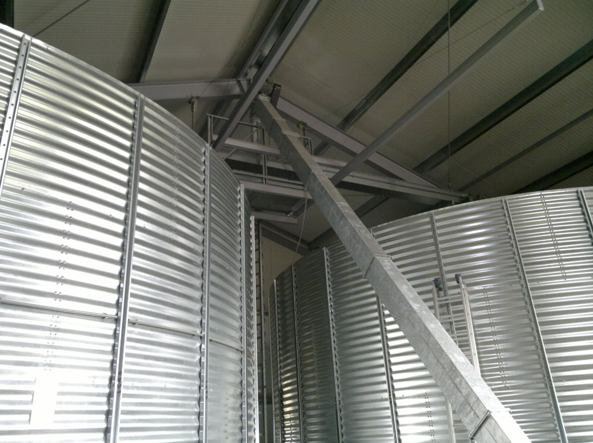 Inquiry modular indoor silo