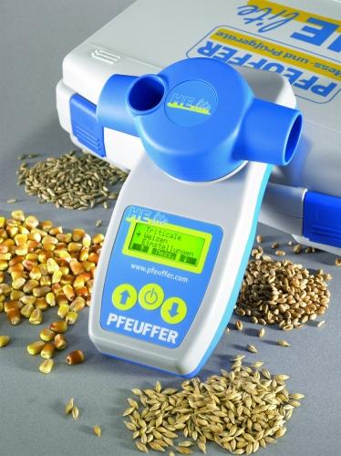 Hoe kunt u het beste graan ventileren en drogen?