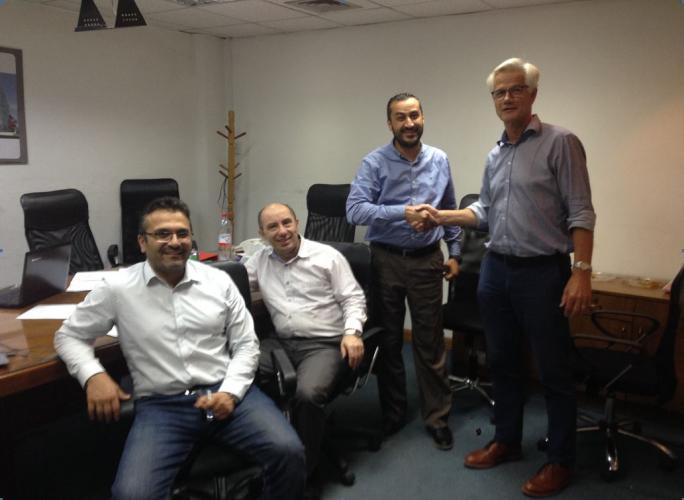 Jansen&Heuning gaat transporteurs aan veevoederfabriek in Saudi Arabië leveren