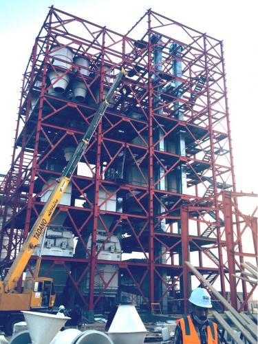 Project feed mill Saudi Arabia