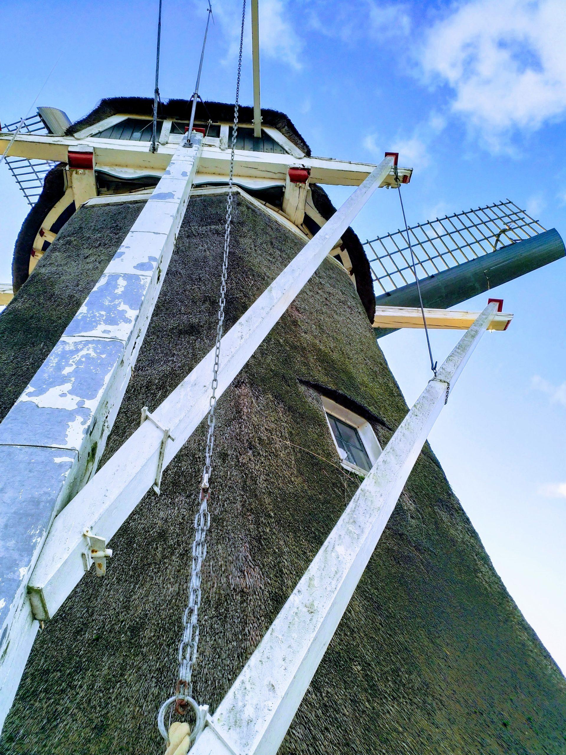 Nieuwe elevator voor molenaar in Olst
